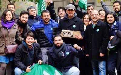 Revolución Democrática logra firmas para ser partido en la Sexta Región