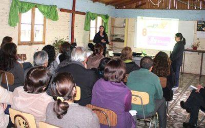Salud Machalí realiza charla sobre los daños para el organismo la tenencia irresponsable de animales
