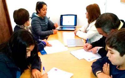 Senda Coinco trabaja intensamente en colegios de la comuna