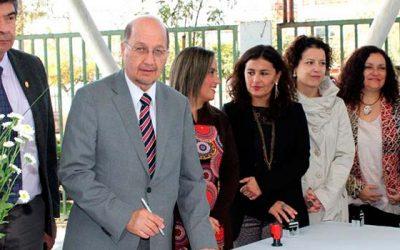 Senda y autoridades firman acuerdo que beneficiará a más de 700 escuelas de OHiggins