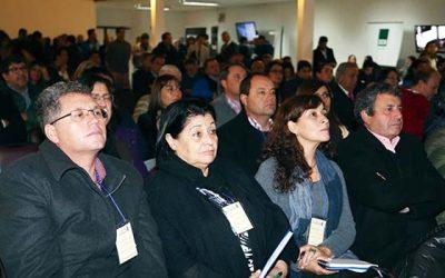 Seremi de Justicia y DDHH expone sobre los beneficios de las Unidades de Justicia Vecinal en las comunidades