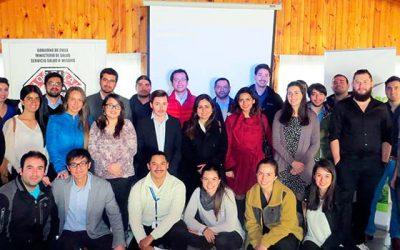 Sociedad médica de la Sexta Región congrega a médicos generales de zona de todo el país en Pichilemu