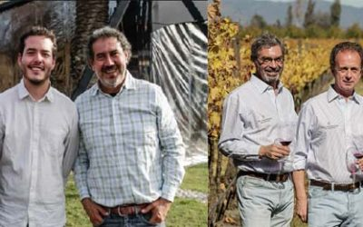 Viña Los Boldos celebra los 75 años de Sogrape Group