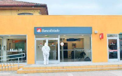 carabineros Roban BancoEstado de Olivar