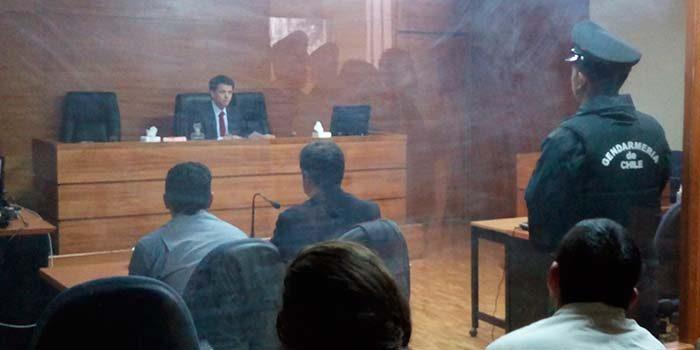 10 años para autor de robo con homicidio en avenida Cachapoal