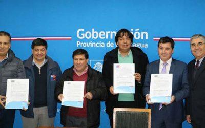 23 comunas de la región mejorarán sus pavimentos gracias al Minvu