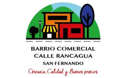 Barrio comercial Calle Rancagua te invita a participar en sorteo del día del Padre