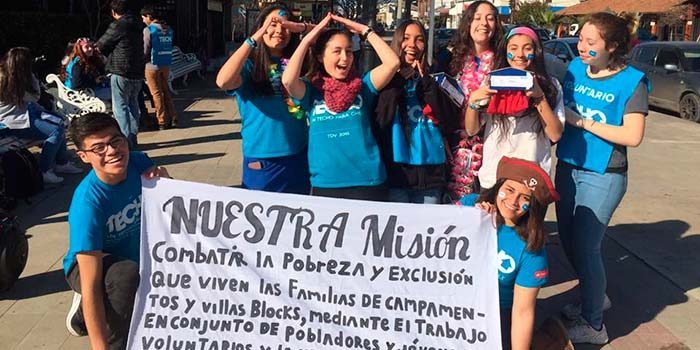 Colecta nacional LucaxNuca OHiggins supera la meta regional
