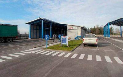 Comienza a funcionar nueva planta de revisión técnica en Rengo