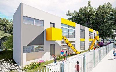 Comienza construcción de jardín infantil de la Junji en villa San Francisco de Rengo