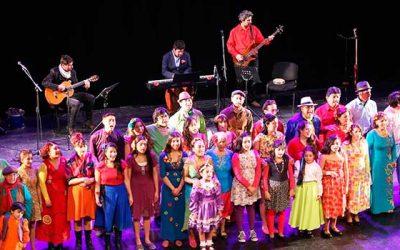 Coro Ciudadano de Rancagua saca aplausos en el Teatro Regional