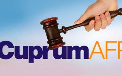 Corte Suprema rechaza recurso de AFP Cuprum y ordena a la Superintendencia de Pensiones entregar información