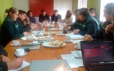 Director regional de Gendarmería visita cárcel de Rengo