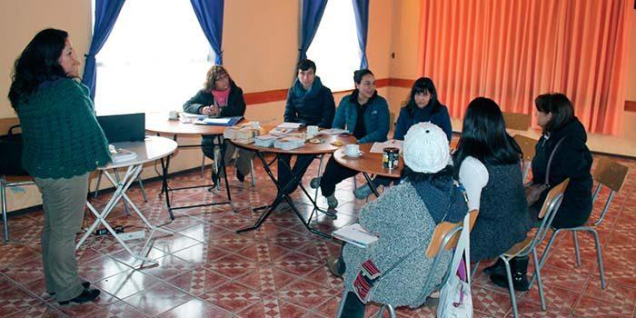 En Rengo se constituye mesa comunal de adultos mayores
