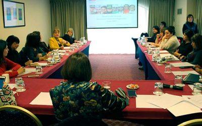 Encuentro nacional de directoras regionales del Sernameg