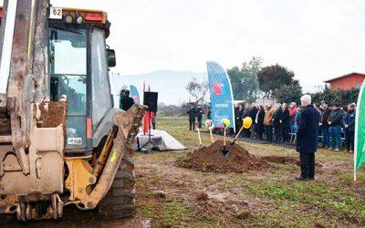 Gobierno inicia construcción de 212 casas en Codegua