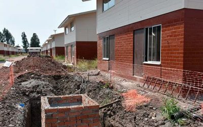 Gobierno realiza importantes obras en materia de vivienda y urbanización en Santa Cruz