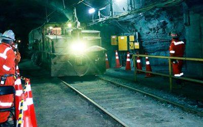 Homenaje a los pioneros de la minería subterránea