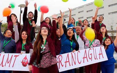 Hospital regional conmemorará día del donante de sangre con nutrida campaña de promoción