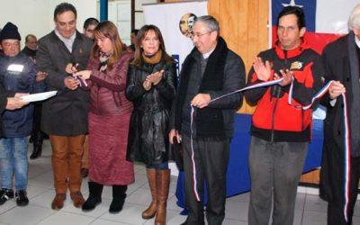 Inauguran plan de invierno 2017 para personas en situación de calle