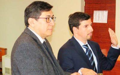 Jura juez titular del Juzgado de Letras, Garantía y Familia de Peumo