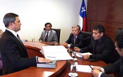 Jura juez titular del Segundo Juzgado de Letras de San Fernando