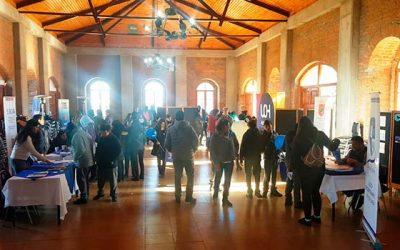 Juzgado de Peralillo participó en la Primera Feria Comunal de Redes de Apoyo
