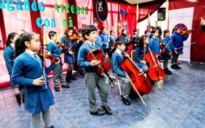La educación avanza en la comuna de Rengo