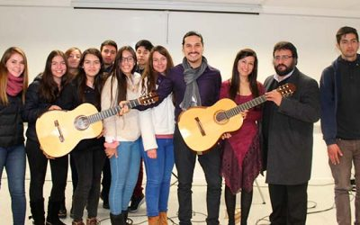La música clásica y el folclore latinoamericano son los protagonistas del primer ciclo de conciertos organizado por la UOH