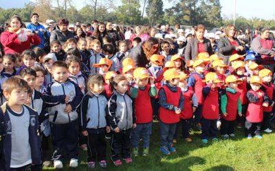 Ministerio del Deporte realiza exitosa celebración del día mundial del desafío