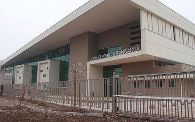 Modernas instalaciones albergarán al nuevo Cesfam de Rancagua