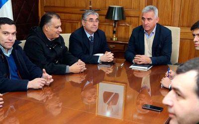 Municipio de san Fernando se reúne con autoridades regionales por crisis educacional