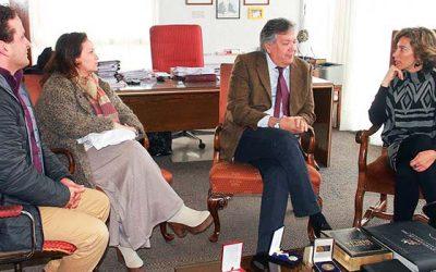 Municipio rancagüino y Centro Cultural de España cimientan las bases de acuerdo de colaboración