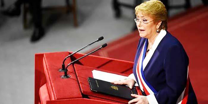 Presidenta destaca aumento de caminos básicos APR y pequeños embalses para la Sexta Región