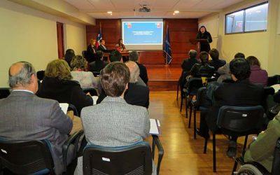Presidente de la Corte de Rancagua participa en capacitación de Juzgados de Policía Local