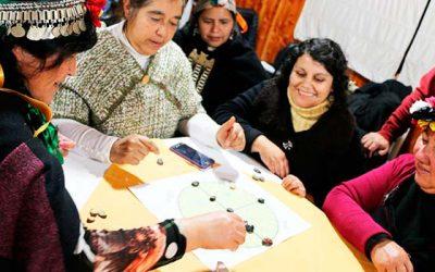 Pueblos originarios aúnan esfuerzos para fortalecer la práctica del mapudungun