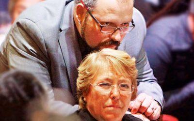 Rechazan solicitud de sobreseimiento definitivo de Sebastián Dávalos Bachelet