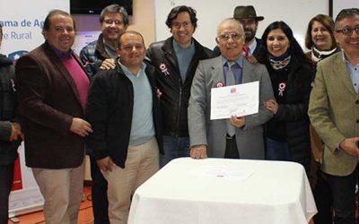 Santa Amelia de Pichidegua se suma a incremento de APR para la Región