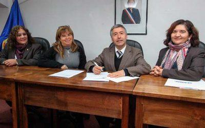 Sernac firma importante convenio con municipio de Rengo