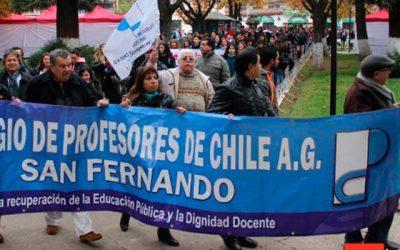 Superintendencia de Educación ha recibido 17 denuncias por crisis en San Fernando