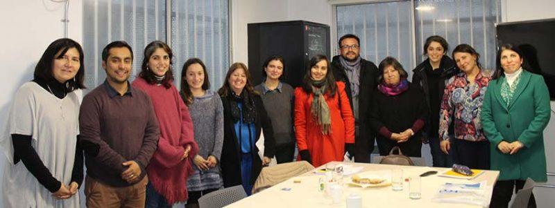 Universidad de OHiggins acuerda estrategias de trabajo colaborativo