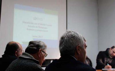 Universidad de OHiggins formaliza vínculo de colaboración con equipo de educación de Cormun Rancagua