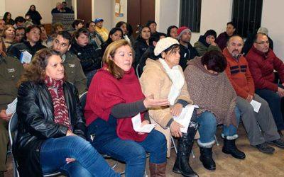 Vecinos del sector nororiente de Rancagua valoran avances e integración social