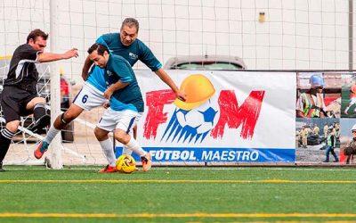Vuelve a Rancagua toda la pasión del Fútbol Maestro