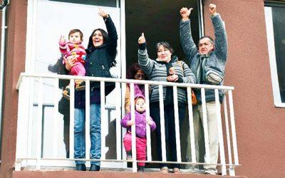 108 familias de Rancagua son dueñas de sus viviendas en Conjunto El Roble III de La Foresta