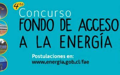 Abiertas las postulaciones al fondo de acceso a la energía