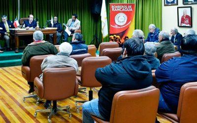 Agrosuper reafirma su compromiso con el cuerpo de bomberos de Rancagua