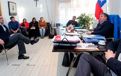 Alcalde de Rengo anuncia primera planta de compostaje en la Región