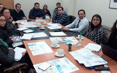 Comité Operativo PDA continúa trabajando para bajar los niveles de contaminación atmosférica en la Región