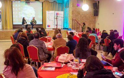 Con éxito se realiza seminario Habla educador 2017